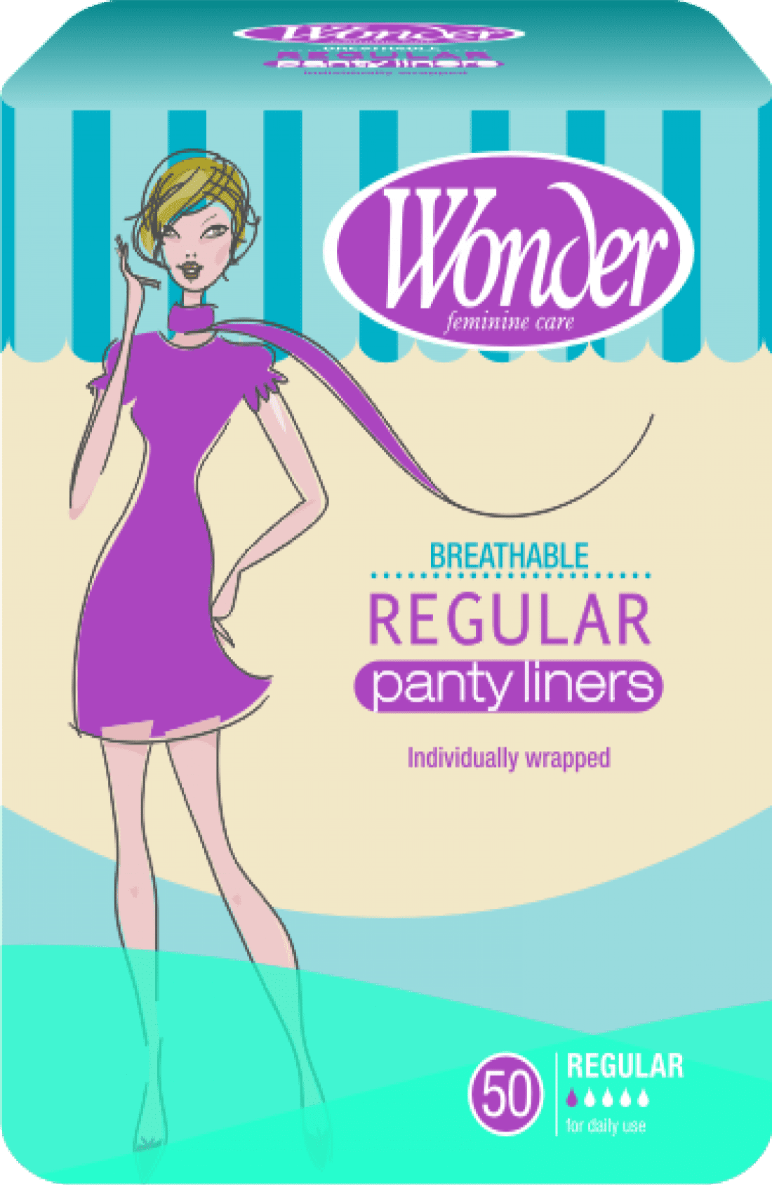 Regular Panty Liners BULK BUY